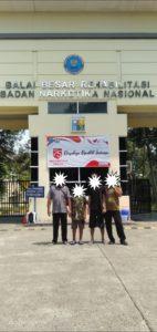 Seksi Rehabilitasi BBNK Ogan Ilir